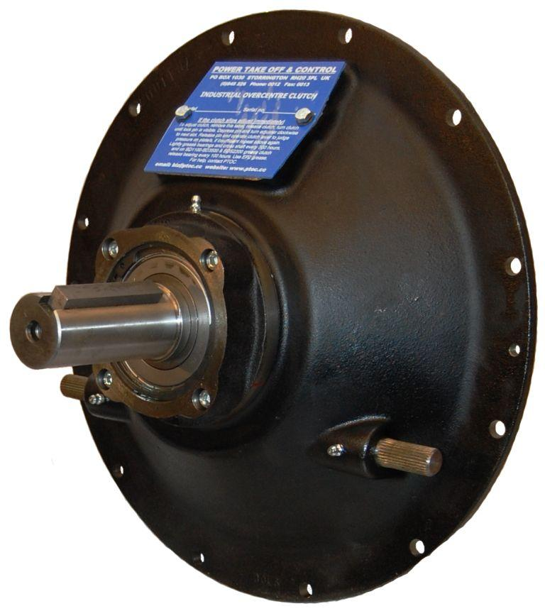 Engine Take Off : Power transmission equipment engine adaptor
