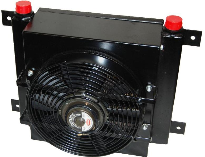 Heavy Equipment Hydraulic Oil Coolers : Power transmission equipment engine adaptor